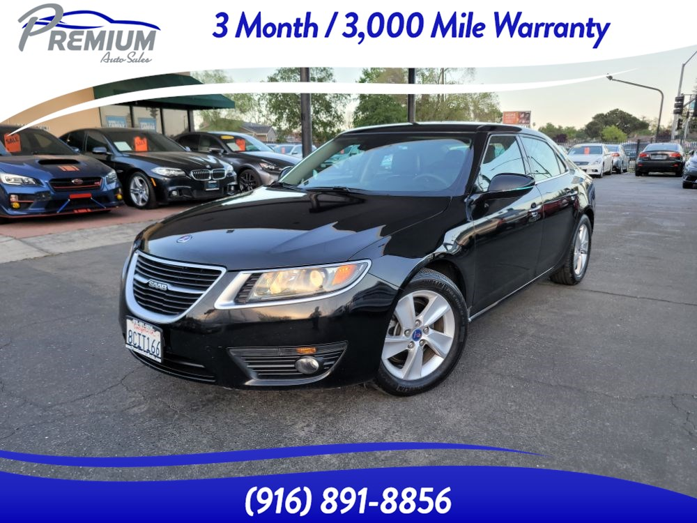 2011 Saab 9-5 Turbo4 Premium-EXTRA LOW MILES-16 SERVICE RECORDS