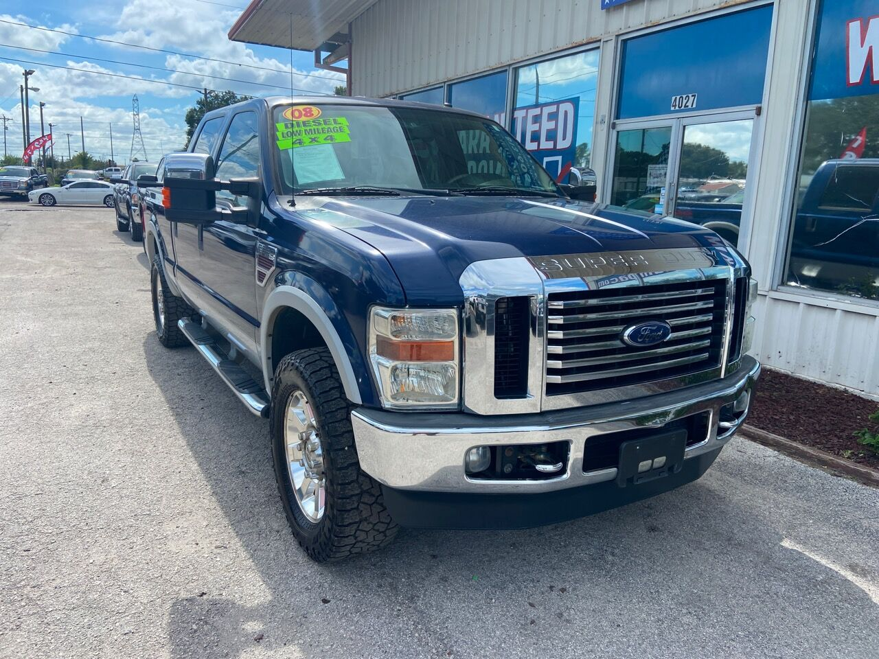 2008 Ford Super Duty F-250 SRW XL