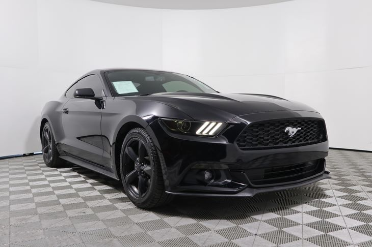 Sold 2016 Ford Mustang V6 In Montclair