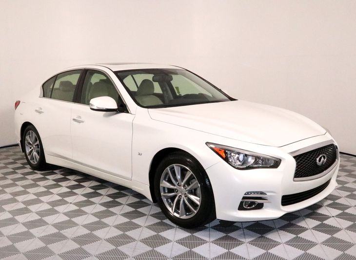 Sold INFINITI Q Premium In Montclair - Infiniti q50 invoice price