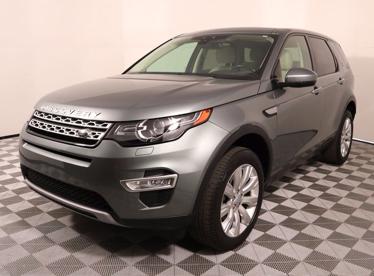 2016 Land Rover Discovery Sport - Fair Car Ownership