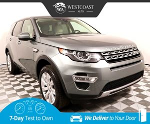 View 2016 Land Rover Discovery Sport