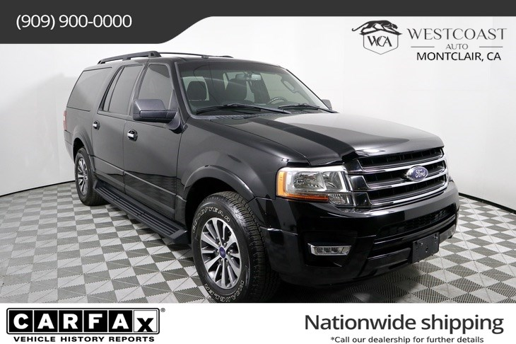 2016 Ford Expedition El >> 2016 Ford Expedition El Xlt Westcoast Auto Sales