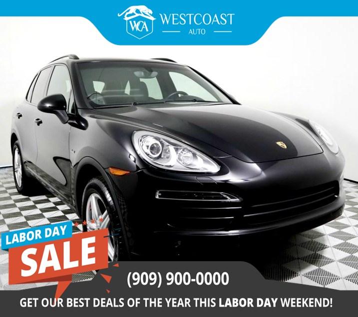 2013 Porsche Cayenne Diesel - Westcoast Auto Sales