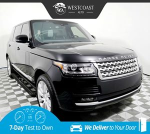 View 2014 Land Rover Range Rover