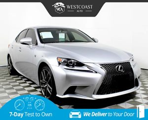 View 2016 Lexus IS 350