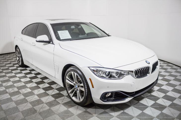 2016 BMW 428I >> 2016 Bmw 4 Series 428i Gran Coupe Westcoast Auto Sales