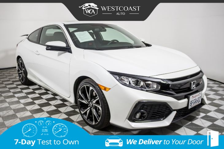 2018 Honda Civic Si Coupe Si