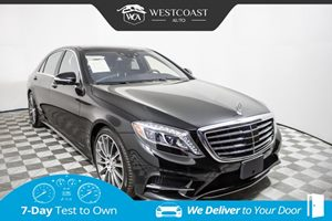View 2015 Mercedes-Benz S 550
