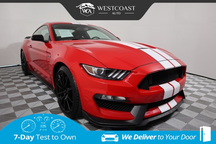 2016 Ford Mustang Shelby GT350 Track Package