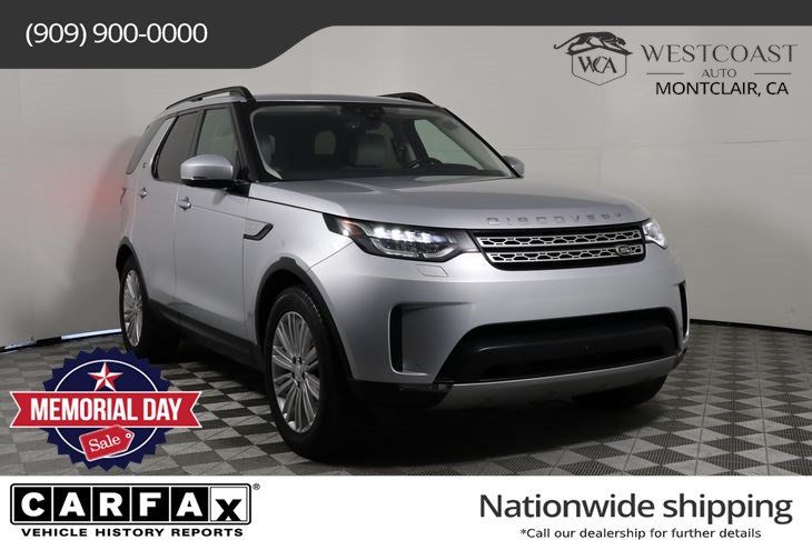 2017 Land Rover Discovery HSE Luxuryprot