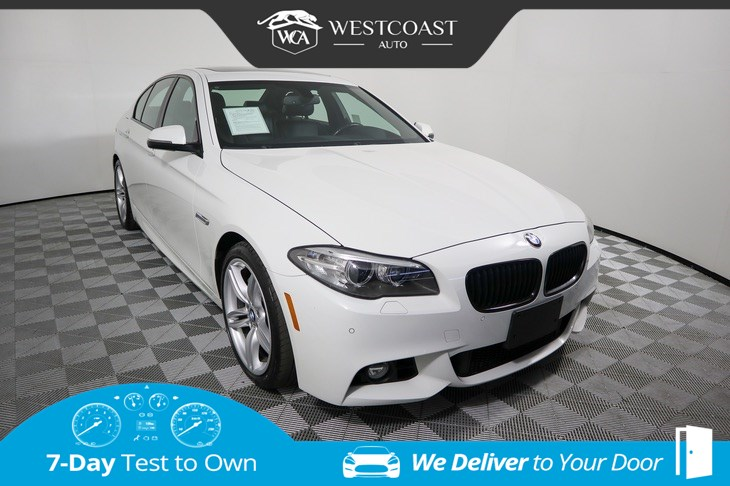 2016 BMW 5 Series 535i M-Package