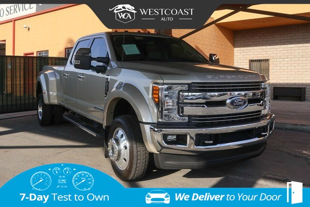 2017 Ford Super Duty F-450 DRW Lariat