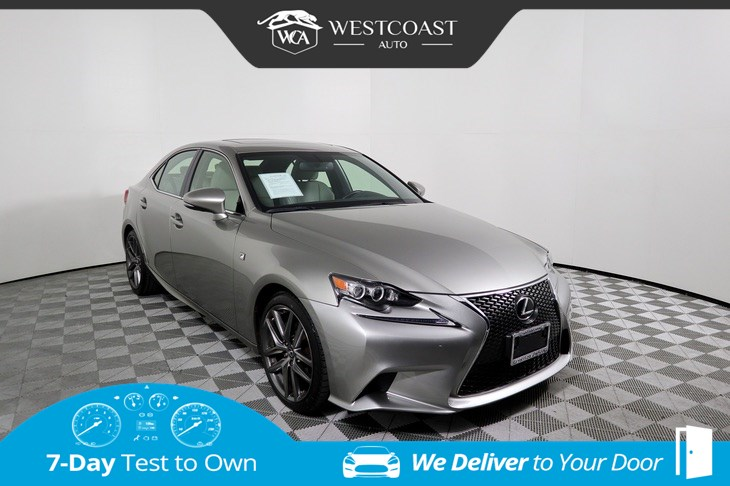 2015 Lexus IS 250 F SPORT Package