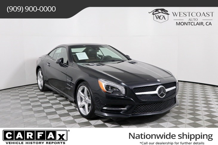 2016 Mercedes-Benz SL 550 SL 550