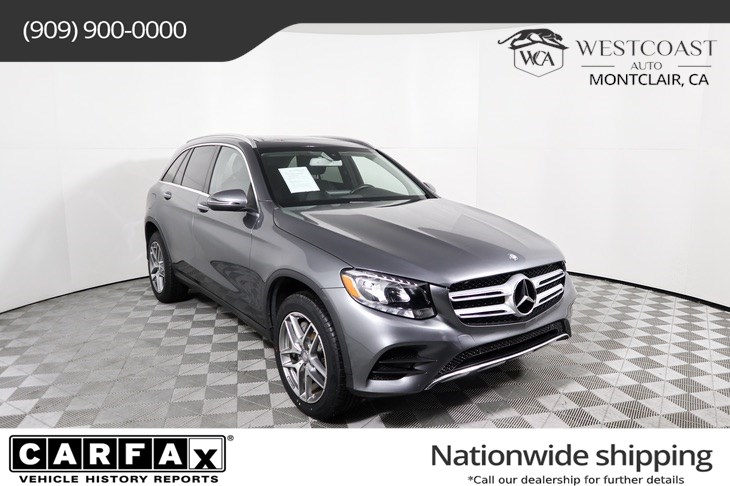 2016 Mercedes-Benz GLC 300 GLC 300 4MATIC