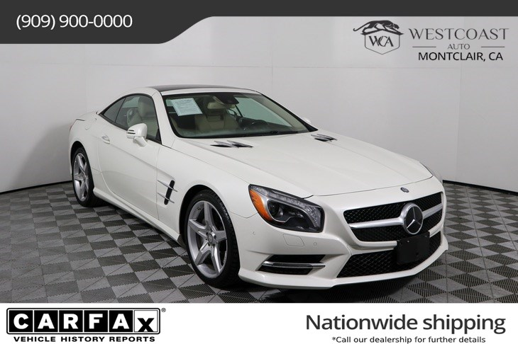 2016 Mercedes-Benz SL 400 SL 400