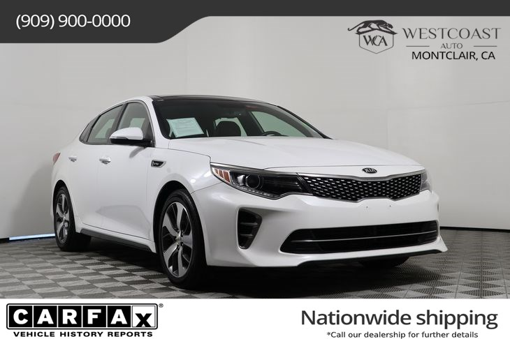 2016 Kia Optima SX Turbo Launch Edition Pkg