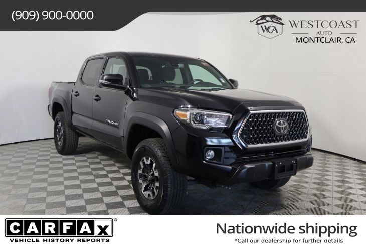 2019 Toyota Tacoma 4WD TRD Off-Road