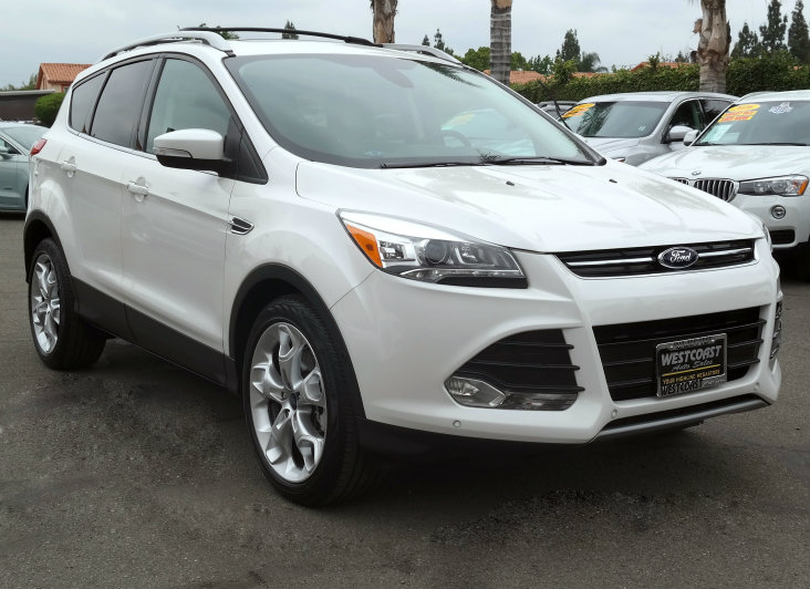 West Coast Auto Sales >> 2014 Ford Escape Titanium Westcoast Auto Sales