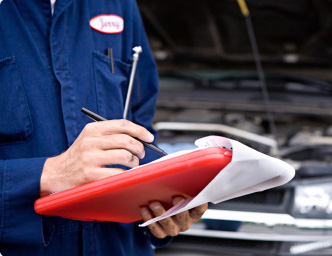 Free 12-Point Vehicle Inspection