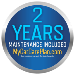 MyCarCarePlan 2 Years Mainteance Included Badge